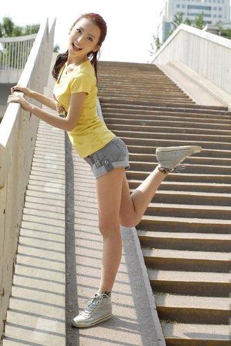 中国人美女・台湾人美女 China Beauty 黄妍菲